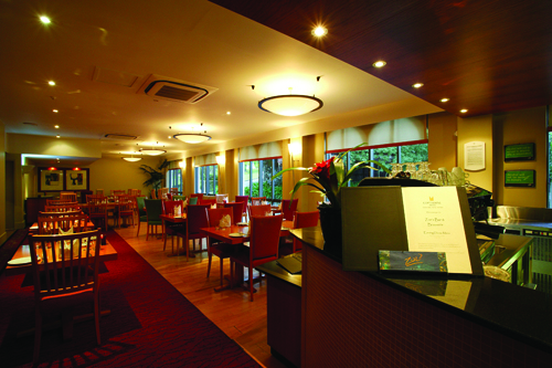 Accommodation Copthorne Akl City Restaurant
