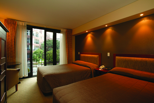 Accommodation Copthorne Akl City
