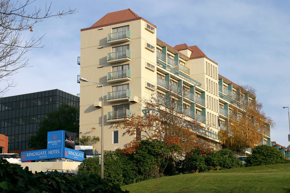Accommodation Kingsgate Dunedin