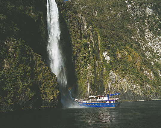 Milford Sound - Photo Gallery South Island