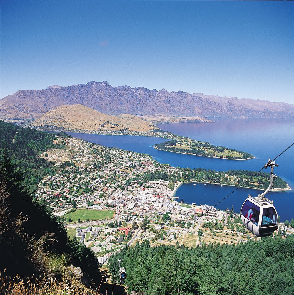 Queenstown - Photo Gallery South Island
