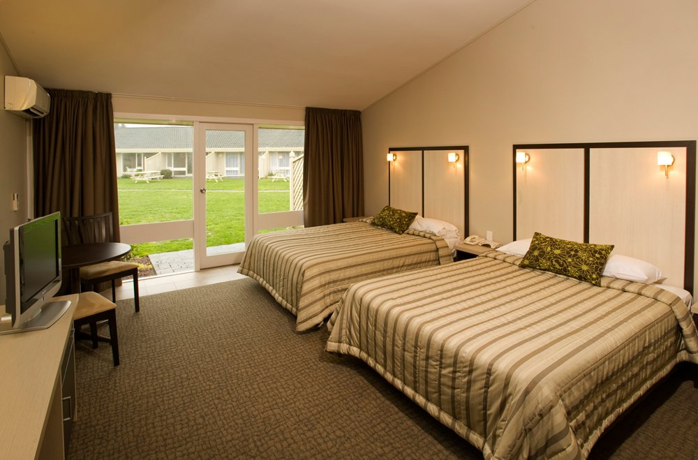 Accommodation Copthorne Solway Park