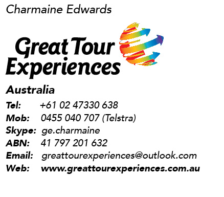 Contact - Great Tour Experiences