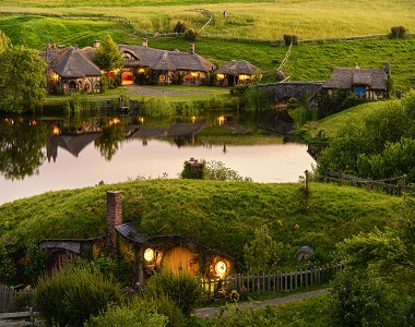 Hobbiton - Study Rewards North Island