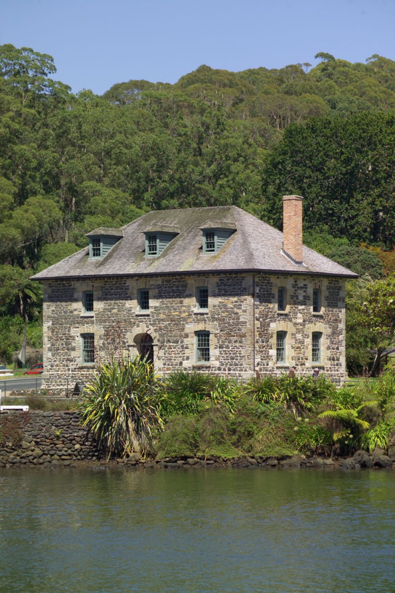 Stone Store (1832), Kerikeri - Photo Gallery Northland